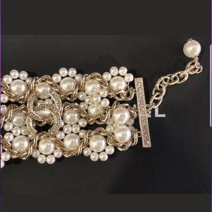 CHANEL Jewelry - 💯Athuntic chanel bracelet